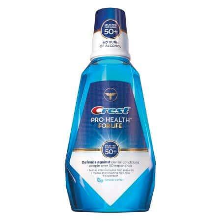 crest-for-life mouthwash